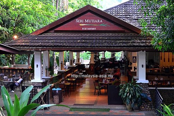 Taman Negara Seri Mutiara Restaurant