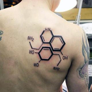 ลายสัก Chemistry