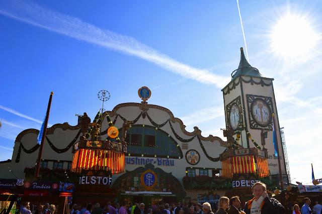 Augustiner-Festhalle, Oktoberfest, Munich Germany