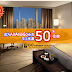 成为AirAsiaGo会员,马上享受优惠高達50%!住宿从RM39起而已!