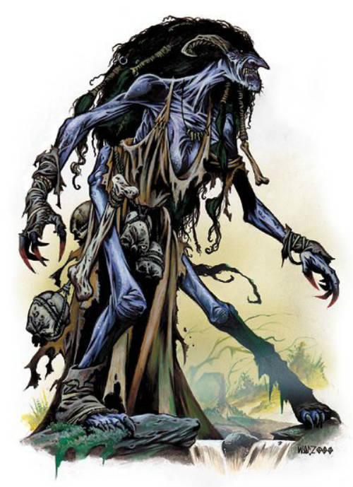 都市傳說:在美國出現過的八大超自然怪物