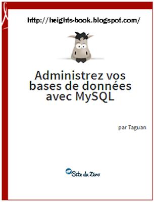Télécharger Livre Gratuit Administrez vos bases de donnees avec mysql pdf