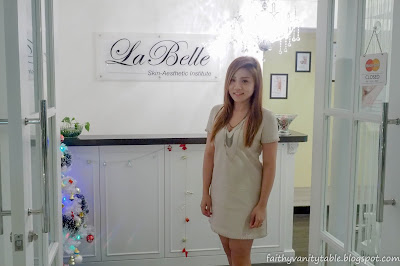 Review of Eyelash Extensions at La Belle Skin-Aesthetic Institute