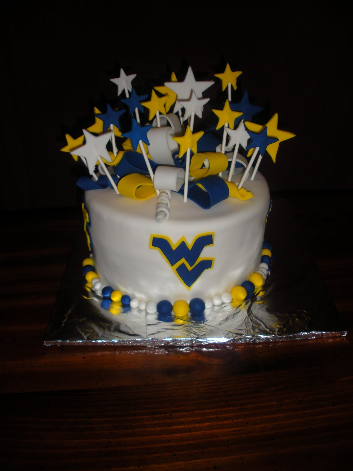 Beachy Cakes West Virginia Cake