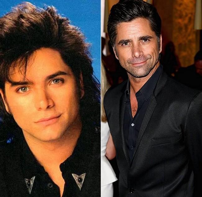 O antes e o depois de grandes estrelas de séries de Hollywood da década de 90