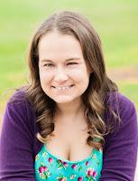 headshot Jessica Spotswood