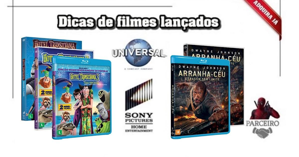 Tem Na Web - DICAS DE FILMES LANÇADOS PELA UNIVERSAL PICTURES E SONY PICTURES