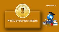 WBPSC Draftsman Syllabus