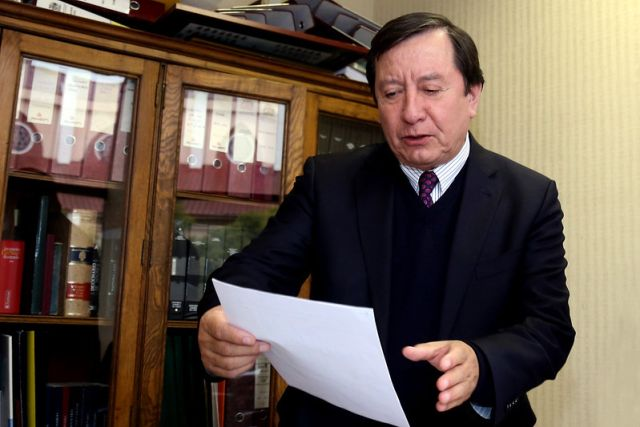 Diputado Javier Hernández