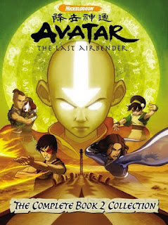 Avatar the last airbender book 2 earth movie