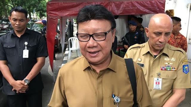 Tjahjo Kumolo Imbau Gedung TNI-Polri Tak Dipakai untuk Kampanye