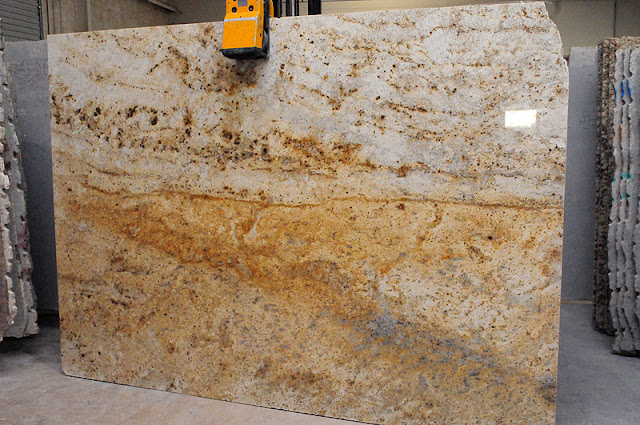 Golden Garnet Granite Countertops