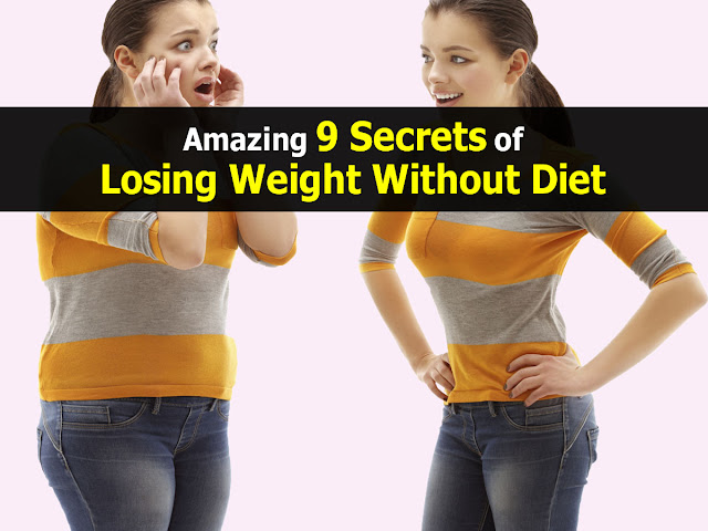 weight loss without diets