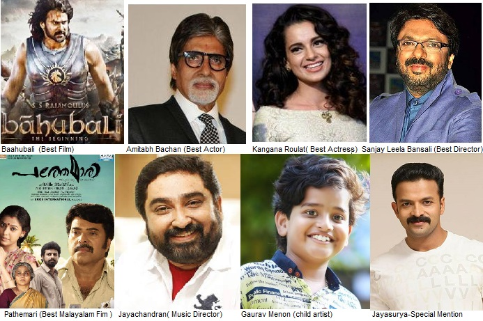 Winners of 63rd National Film Awards 2015: Complete List