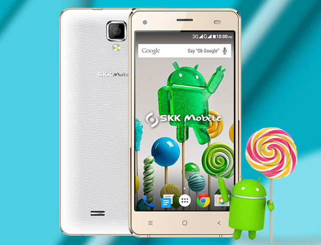 SKK Mobile Lynx Luxe with Android 5.1 Lollipop and Quad Core Processor for an Official Price of ₱2,999 Only