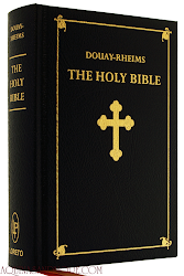 Traditional Bible (PreVatican II)