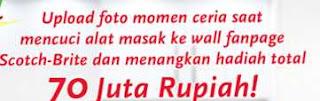 Upload Foto Hadiah 70 Juta
