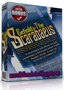 VCD Sulap Behold The Scarabaeus