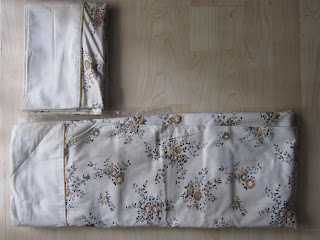 Never Used Cannon Monticello No Iron Muslin King Bedsheet 2 Pillowcases 50 Polyester Cotton