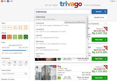 situs booking hotel online murah di indonesia