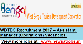 WBTDC-15-Assistant-Manager-Recruitment-2017