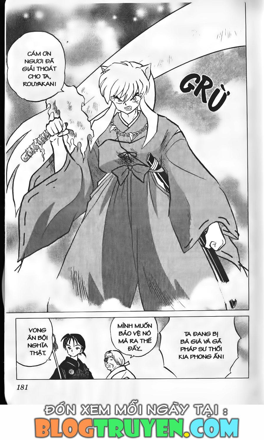 Inuyasha vol 07.10 trang 12