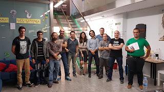 Meeptup de Ficción interactiva en Madris (2016)