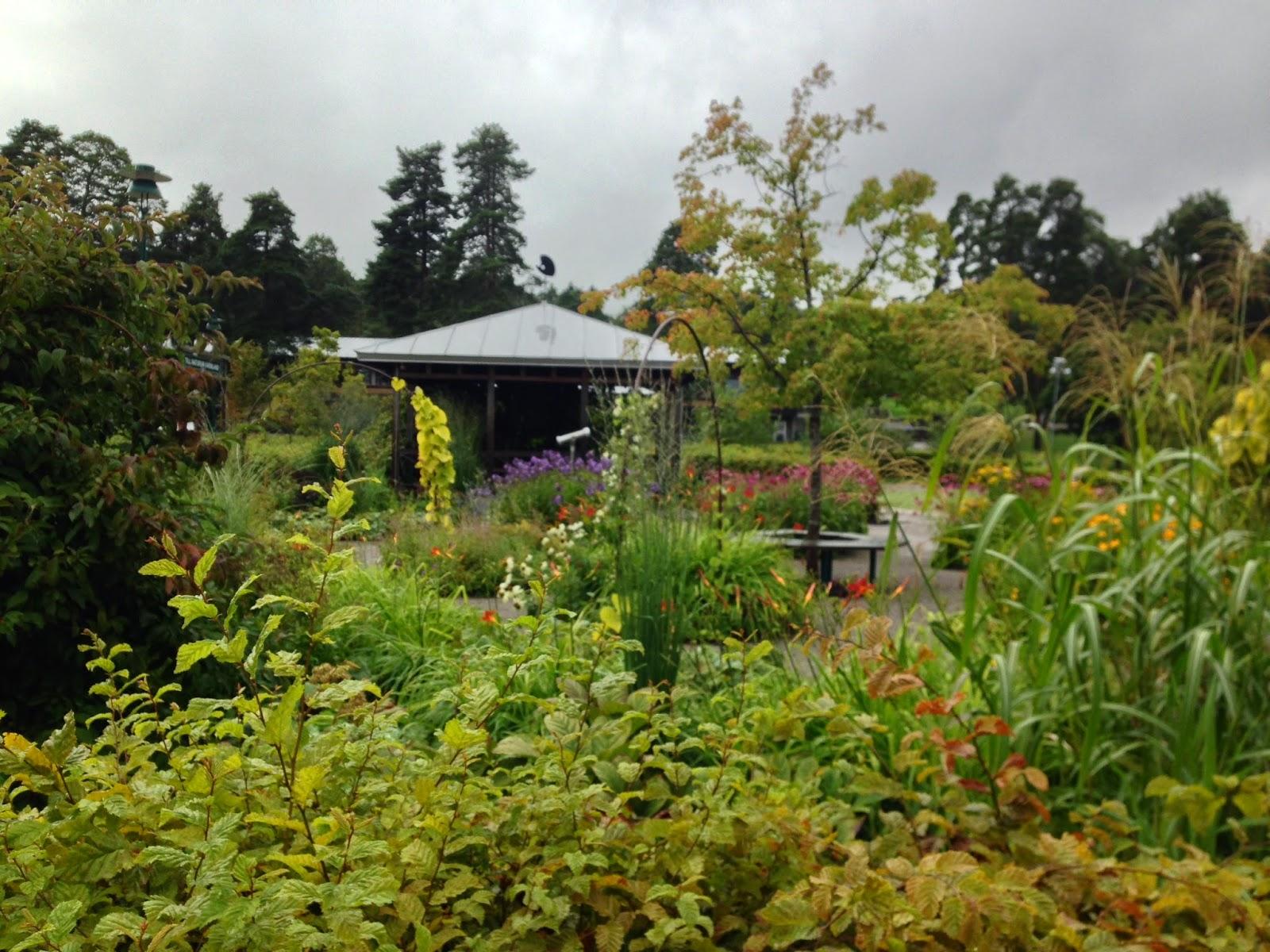 Mariebergsskogen sensory garden