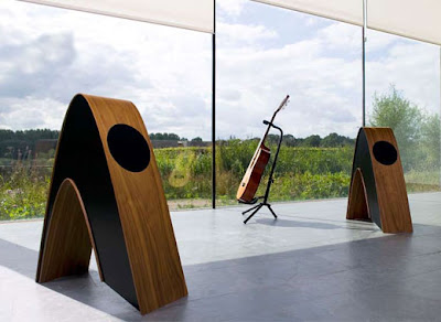 Cool Speakers and Unusual Speaker Designs (15) 11