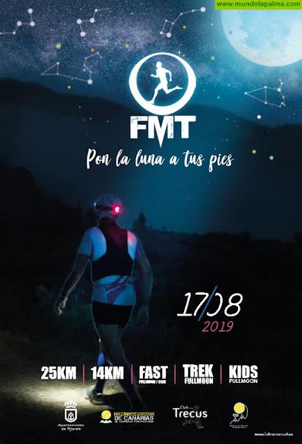 Full Moon Trail presenta el cartel promocional de su novena edición