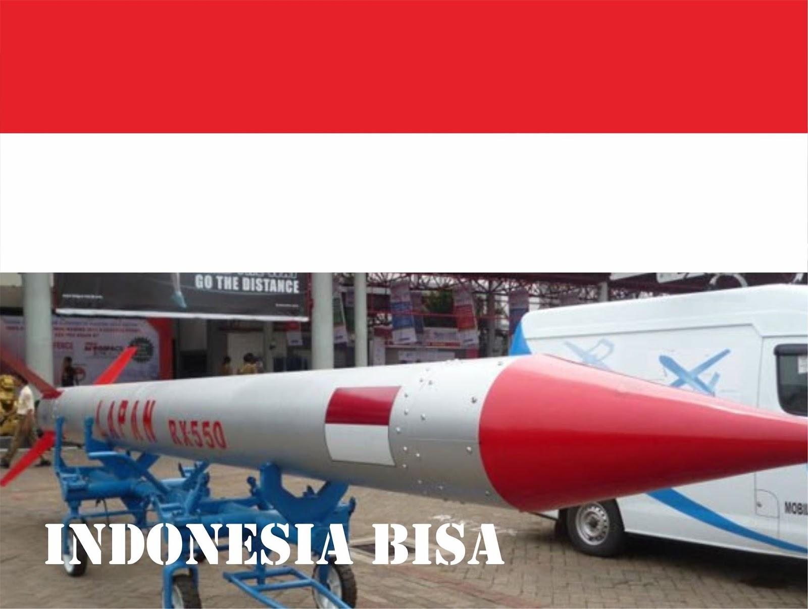 Indonesia Bangun Pabrik Rudal Terbesar di Asia