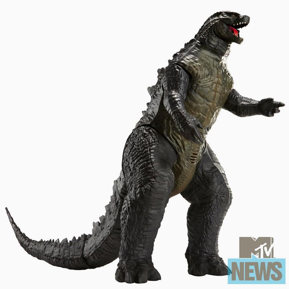 Big Godzilla Toys 36