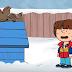 O natal de 'Stranger Things' em uma versão 'Snoopy e Charlie Brown'