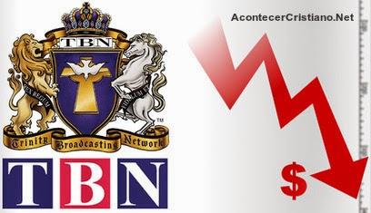 Donaciones canal de televisión TBN