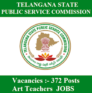 Telangana State Public Service Commission, TSPSC, Telangana, 12th, PSC, Art Teacher, Teacher, freejobalert, Sarkari Naukri, Latest Jobs, tspsc logo