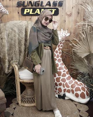 baju muslimah shireen sungkar trend 2019