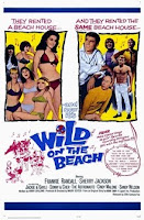 'Wild on the Beach' movie poster