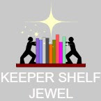 keeper shelf jewel book icon