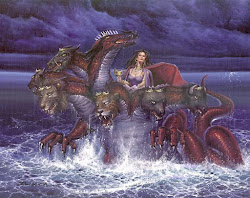 THE TWO BEASTS OF REVELATION 13 ACCORDING TO THE BIBLE FROM YAHWAH GOD