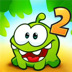 Cut the Rope 2 for Windows available as a universal app