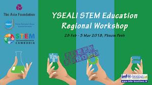 Fully Funded: YSEALI STEM Education Regional Workshop di Kamboja