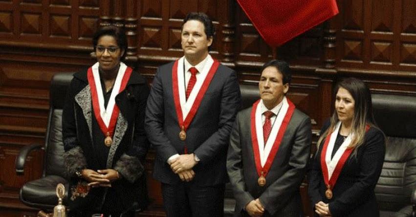 Miembros de la Mesa Directiva del Congreso de la República reciben 500 soles más por día [VIDEO]