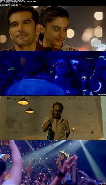 Naam Shabana 2017 DVDRip 480p Hindi
