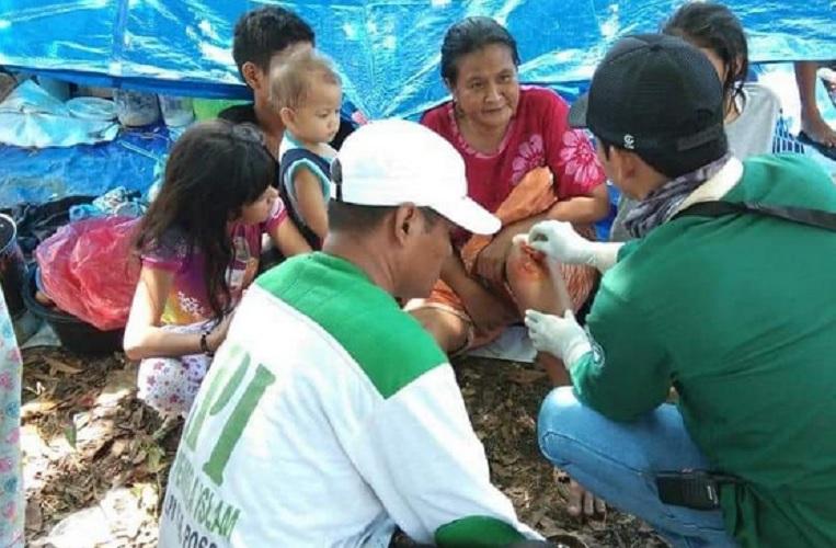 Kominfo Sebut Foto Gerak Cepat Bantu Gempa Palu Hoaks Ini Jawaban