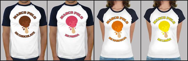 Camiseta MARCO POLO