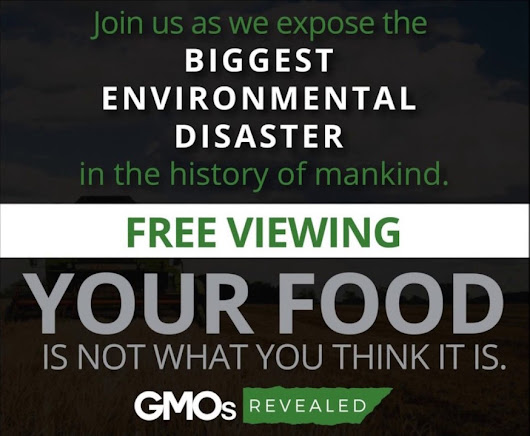 GMOs Revealed: Special Replay Weekend