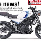 Yamaha XSR 250, Motor Retro Yamaha dengan Basis Mesin R25