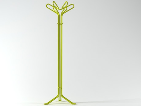 Daisy Coat Stand Light