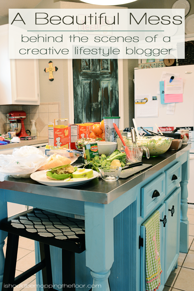 A Beautiful Mess: Behind the Scenes of a Creative Lifestyle Blogger