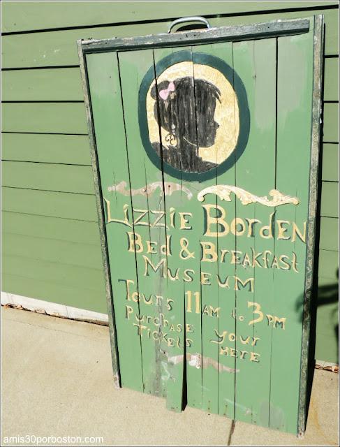 Lizzie Borden Bed & Breakfast Museum